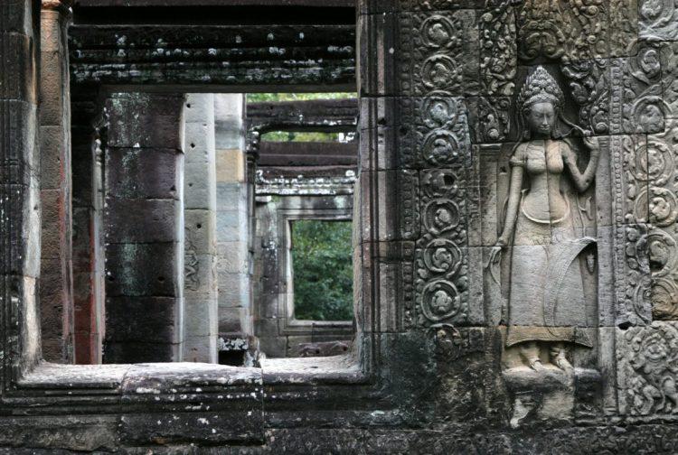 Banteay-Kdei-temple