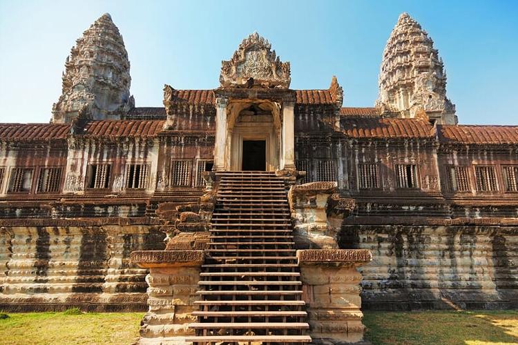 La capitale della Cambogia dal passato fino ad ora